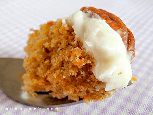 Smithfield Best Ever Carrot Cake Cupcakes