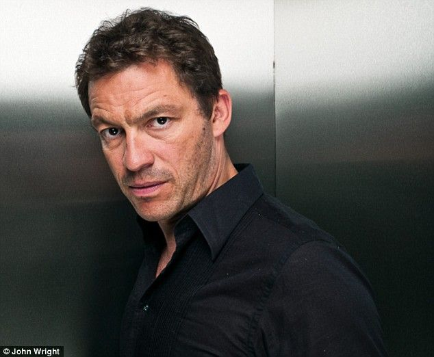 Dominic West. Yes, yes, another craggy DILF. I'm trying to talk myself into watching The Wire. I hate shooty aggressive crime dramas, so I probably wouldn't like it I suspect. But Dom's in it... decisions decisions.