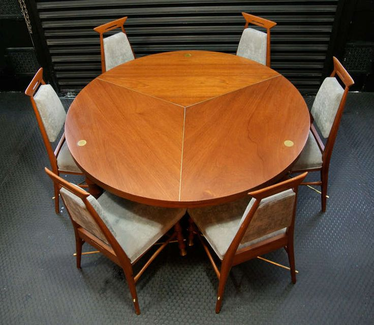 Designed And Manufactured By Frank Kyle Mexican Dining Set. Purpose: To  Clarify Frank