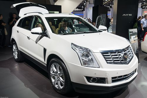 Cadillac SRX (843190) #CadillacSRX #Cadillac #SRX