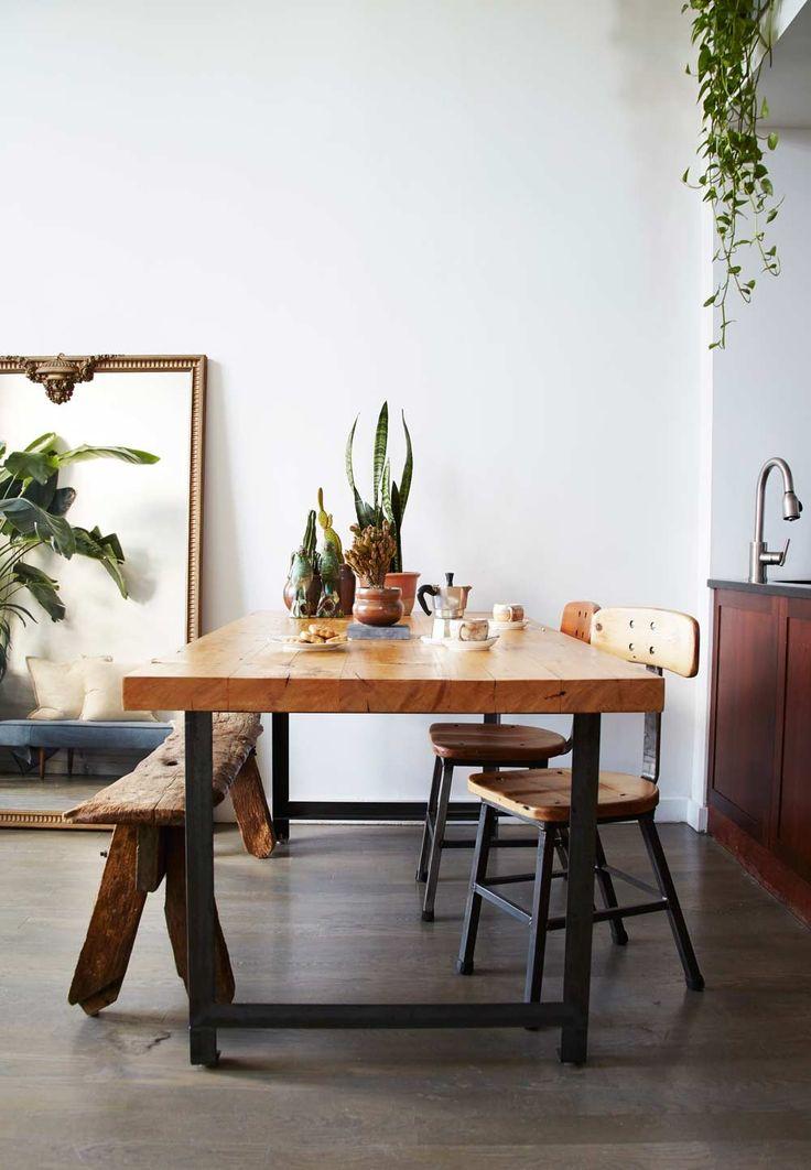 Decoración minimalista en un apartamento pequeño