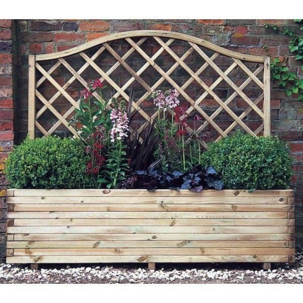 Pin On Large Garden Planters