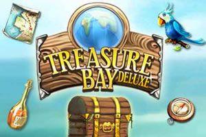 Treasure Bay - Wem würde es nicht gefallen, mit echten Piraten in der Südsee auf die Jagd nach Schätzen zu gehen. Beim Merkur #TreasureBay kann der Spieler am Ende selbst Beute machen http://www.spielautomaten-online.info/treasure-bay/