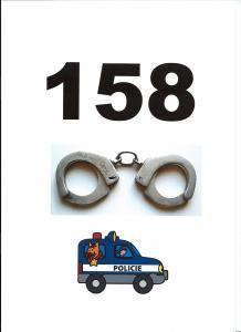 záchranný systém 158