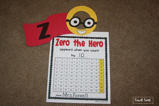 Zero the Hero Freebie!
