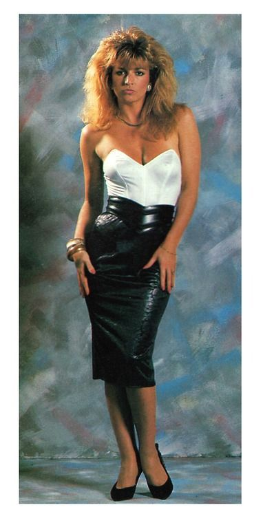 Metal Babe 80 S Night Pinterest Skirts 80s Fashion And