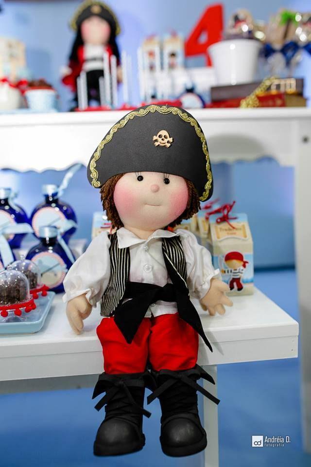 Encontrando Ideias: Festa Piratas!!