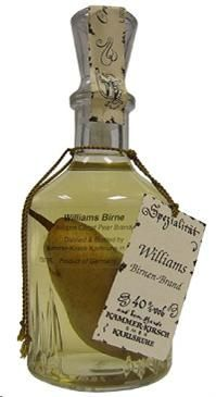 Kammer Brandy Williams Birne Pear In The Bottle is in stock and for sale at Wine Chateau. WineChateau® for Fine Wines