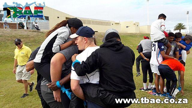 Team Building Vygieskraal Stadium