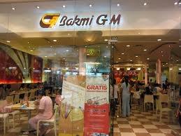 Bakmi GM - Jakarta, Indonesia