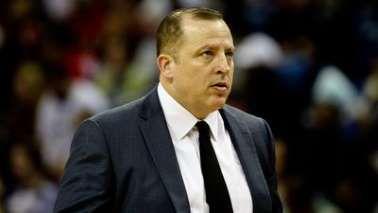 Tom Thibodeau fired as Bulls coach