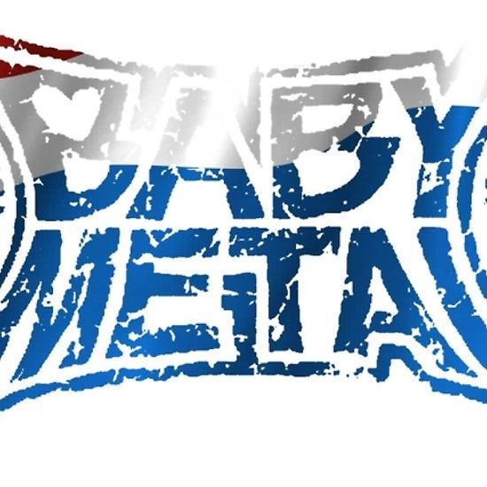 #Thailand Flag Baby Metal Logo T Shirts, Stickers and Other Gifts #BABYMETAL