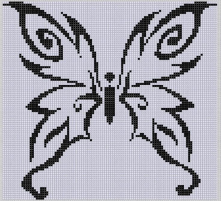 Butterfly 10 Cross ... by Motherbeedesigns   Embroidery Pattern - Looking for your next project? You're going to love Butterfly 10 Cross Stitch Pattern by designer Motherbeedesigns. - via @Craftsy