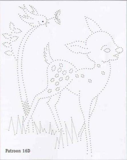 9 Best Haft Matematyczny Zwierztka Images On Pinterest Card
