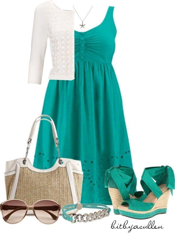 LOLO Moda: Elegant summer fashion