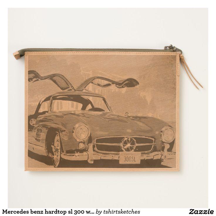 Mercedes benz hardtop sl 300 with opendoors roof