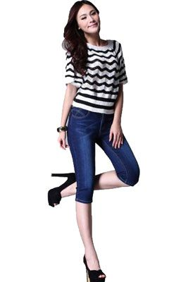 Женские джинсы-стрейч. Какие бывают, кому подходят.