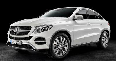 2018 Mercedes GLE Coupe Design