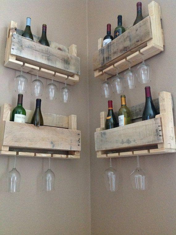 M s de 25 ideas incre bles sobre estantes de vino en pinterest botellero decoraci n de casa - Estantes para vinos ...
