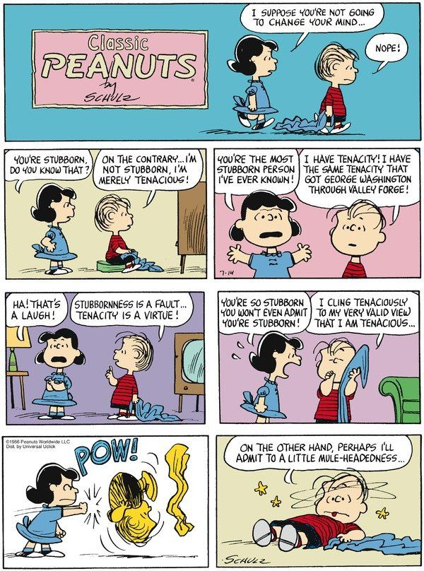 Peanuts for October 12, 1950