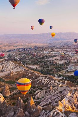 The area is made up of ancient cave dwellings and stone churches. Argos in Cappadocia – Special Class (Cappadocia, Turkey) – Jetsetter
