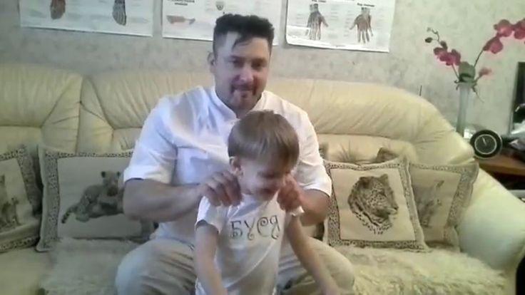 Массаж для ребенка: Как правильно делать Рельсы-рельсы, шпалы-шпалы...?