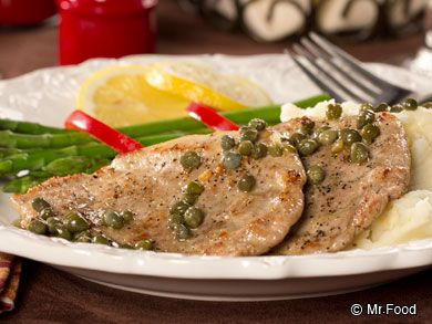 Pork chop recipes mr food