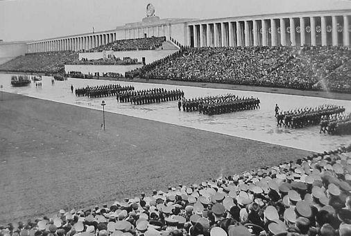 Estadio Juegos Olímpicos 1936