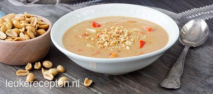 surinaamse pinda soep