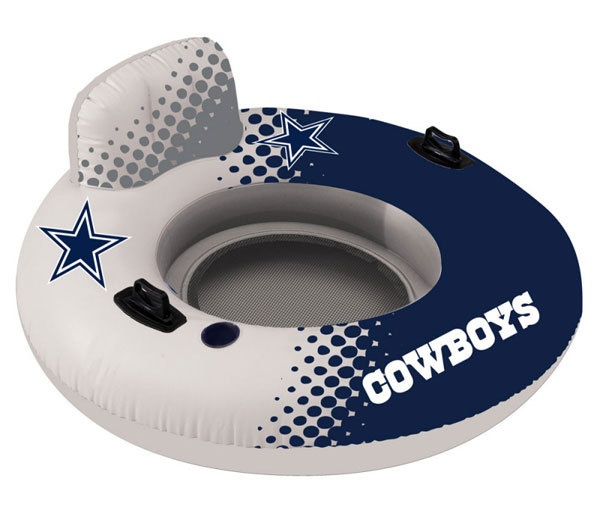 Dallas Cowboys Inflatable Water Tube Relaxin Ring   eBay