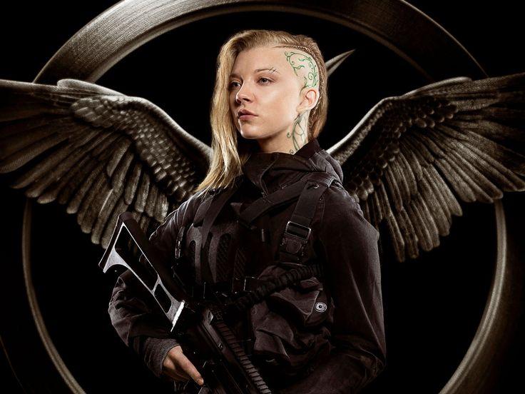Hunger Games Mockingjay Cressida | The Hunger Games: Mockingjay Rebel Warrior Posters Highlight Natalie ...