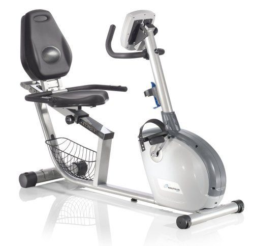 Shop  Nautilus R514 Recumbent Exercise Bike