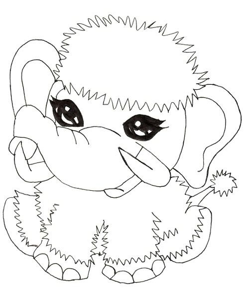 abbey bominable coloring pages - photo#32
