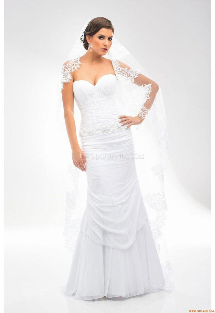 10 besten vestidos de noiva simples Bilder auf Pinterest ...
