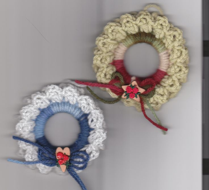 90 best images about crochet napkin rings on Pinterest ...