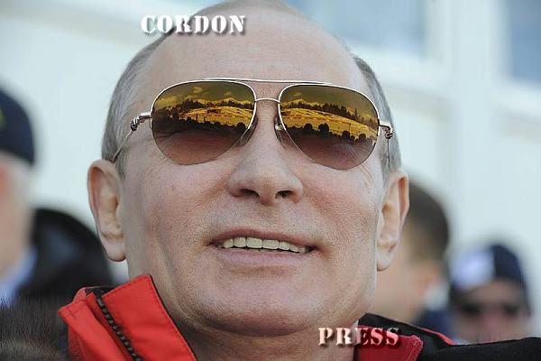 vladimir putin  and Biathlon Center near Krasnaya Polyana February 16, 2014. REUTERS/Mikhail Klimentyev/RIA Novosti/Kremlin (RUSSIA - Tags: POLITICS SPORT OLYMPICS)
