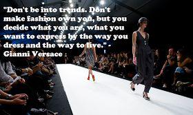 NoraNora: Feel-good Friday | Gianni Versace