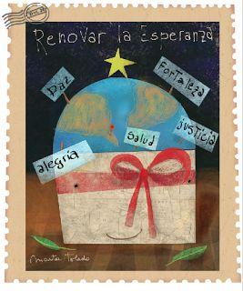 MartaToledo Ilustraciones: Feliz Nuevo año!!