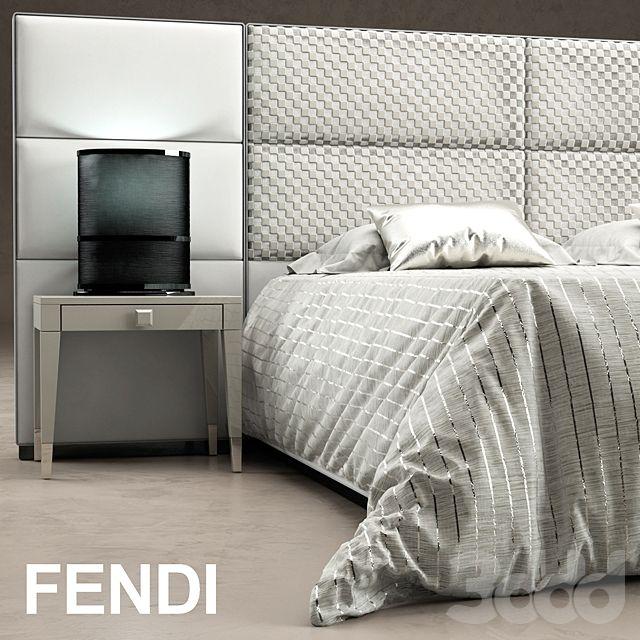 17 best images about fendi casa on pinterest armchairs for Fendi casa bedroom