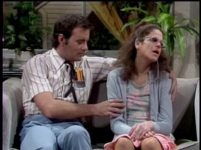 Lisa Loopner and Todd from 70s Saturday Night Live
