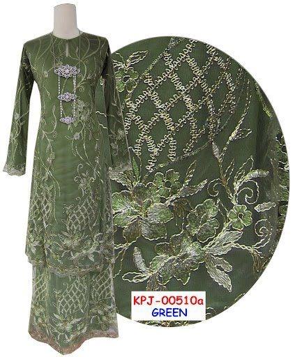 Malaysian Pahang Lace Dress