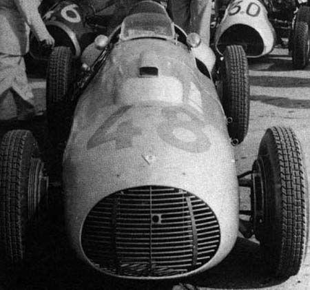 #48 Hans Stuck (D / A) - AFM (Bristol 6) 14 (29) Privateer
