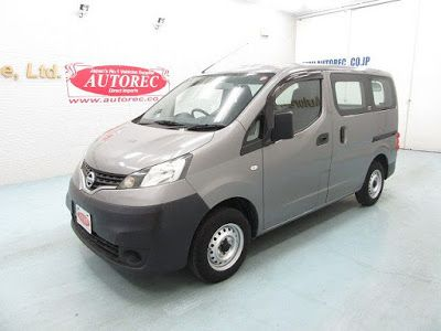 Japanese vehicles to the world: 19543A1N9 2012 Nissan Vanette NV200 DX for Kenya t...