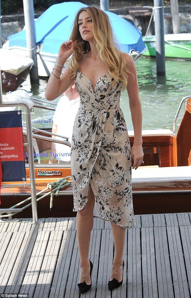 Radiant: The Texan beauty, who was out to promote her latest movie The Danish Girl, looked...