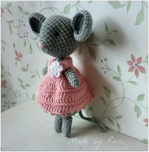 17 Best images about Amigurumi mice & hamsters on ...