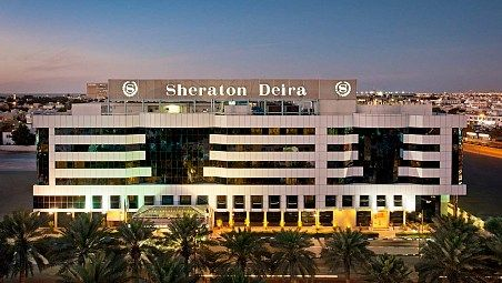 Revelion 2015 Dubai - Hotel Sheraton Deira 4*
