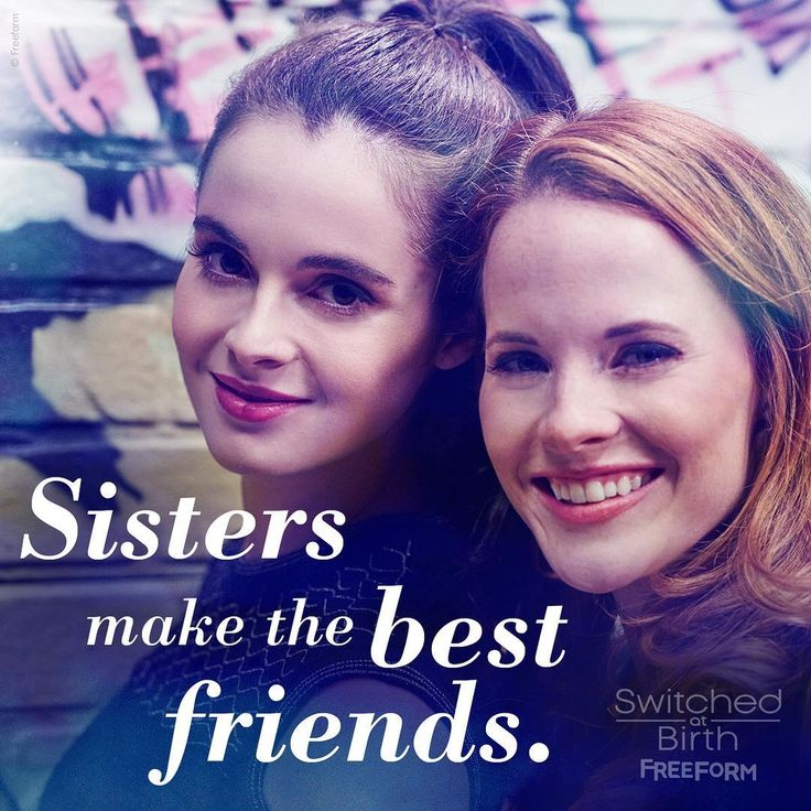 "2,513 Likes, 27 Comments - Switched At Birth (@switchedatbirthtv) on Instagram: ""It's true.  #SwitchedAtBirth"""