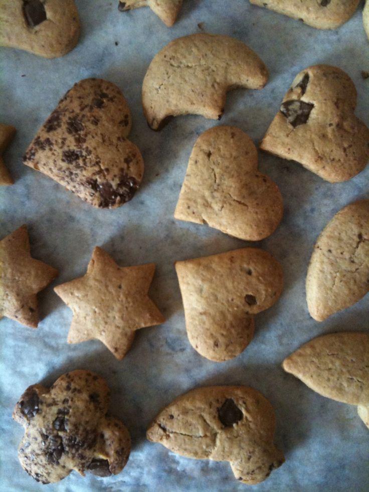 ⇒ Bimby, le nostre Ricette - Senza Bimby, Biscotti al Cioccolato