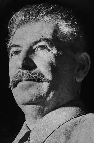 Stalin, Josef Vissarionovich (1879-1953). Stalin secured control of the Soviet Communist Party in 1923 and became Prime Minister in May 1941 until his death in 1953. He was a brutal leader, who purged his political and personal opponents. During the war he controlled the Soviet military effort as Commissar of Defence and Marshal of the Soviet Union. After signing the Nazi-Soviet non-agression pact in 1939, Soviet troops moved into Eastern Poland, the Baltic States and Finland.