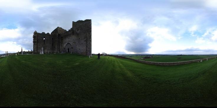 Rock of Cashel - Ireland  By Rubens Cardia